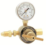 An inert gas guard will control flow and prevent pressure buildup that results in gas surges