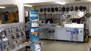 Industrial distributors tend to provide the best application support