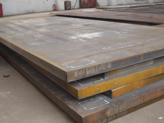 T-1 Steels (ASTM A514) have good weldability but care must be taken when selecting the right process and welding procedure.