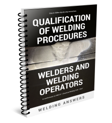 This guide provides a proven step-by-step process to properly write prequalified welding procedures in conformance with AWS D1.1. Additionally, it provides step-by-step instructions on how to qualify welding procedures and welders by testing.