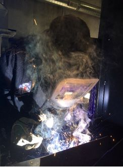 Welder qualifications can be carried out by any individual as long as code requirements are followed.