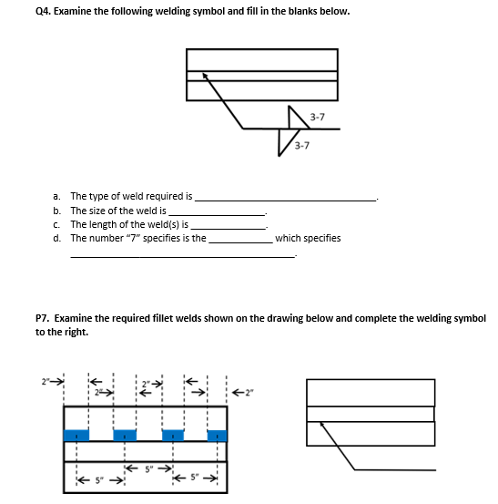 The Welding Symbols Training Manual Has Been Released Welding Answers