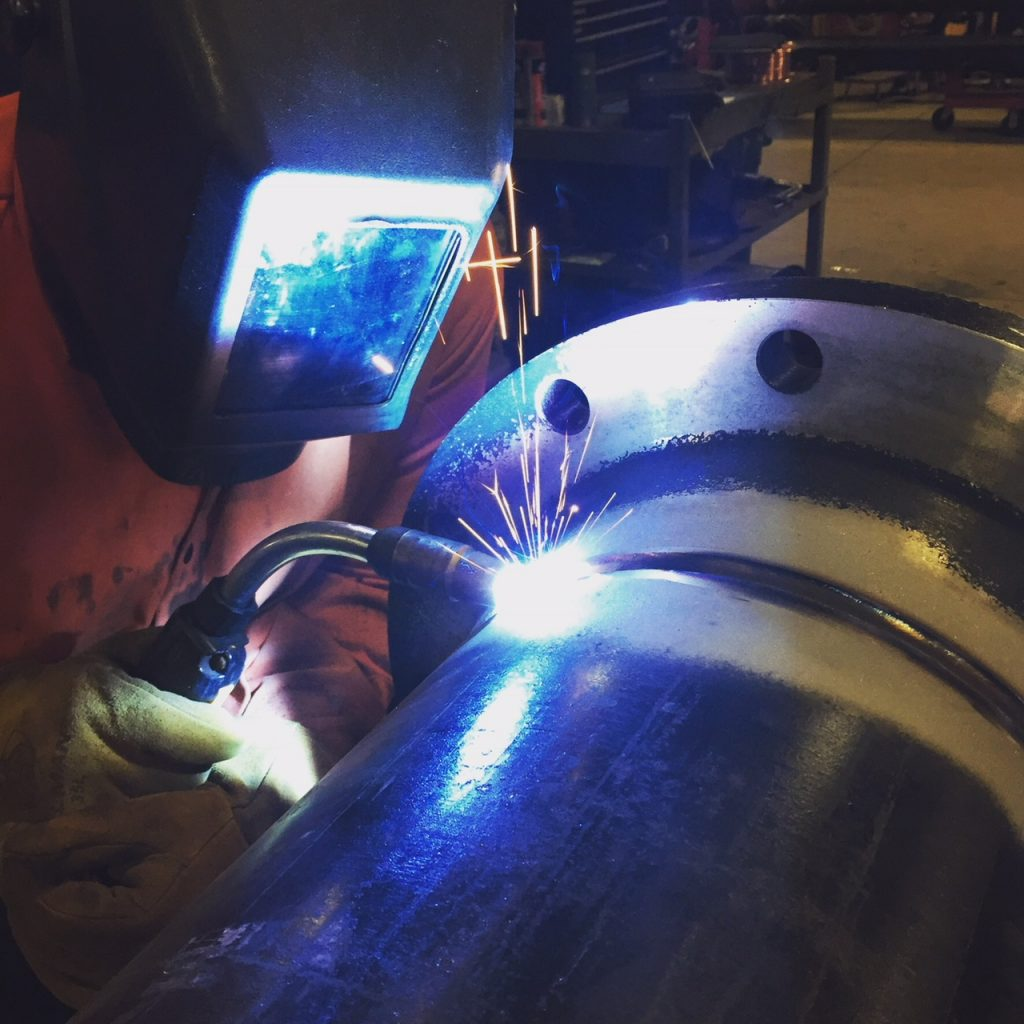 Operator skills must be considered when developing a welding procedure.  Ideally you would train the welder to use the procedure but this is not always feasible.