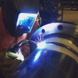 Welding faster is not always the best way to reduce costs.