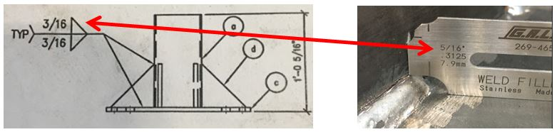If a welder cannot interpret welding symbols he or she is prone to overweld.