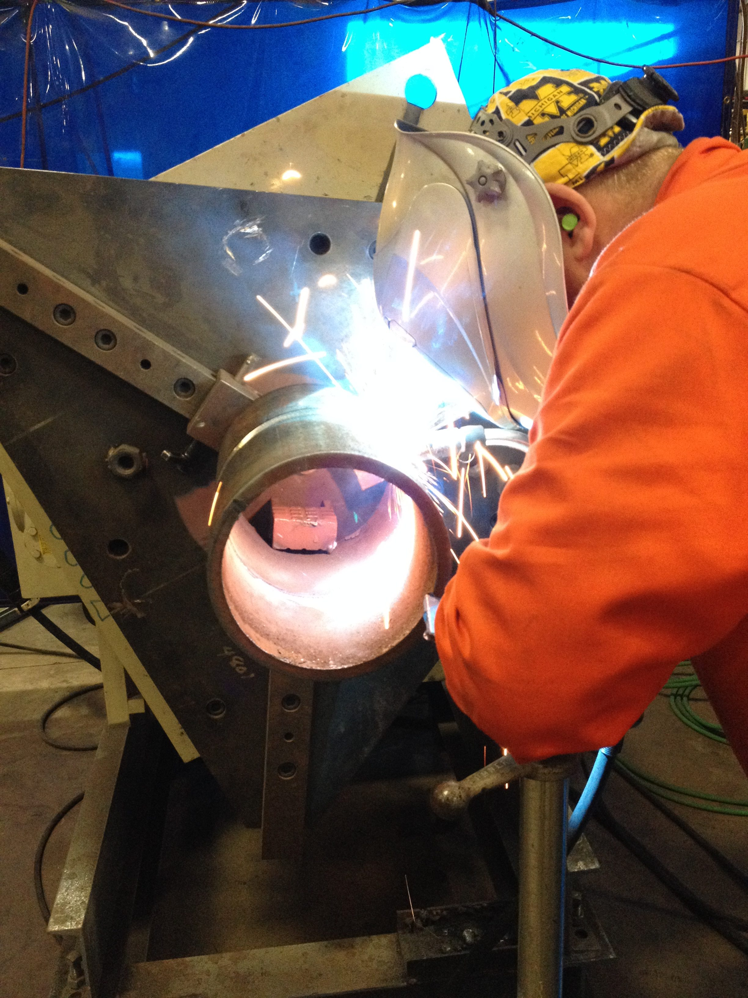 Welder performance qualifications complement the use of qualified welding procedures in production.